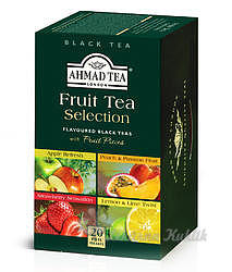 Ahmad Fruit tea selection 4x5n.s. ALU