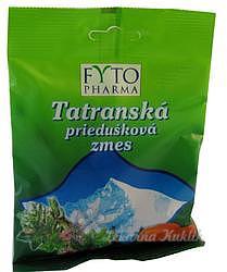 Tatranská průduš.směs Bylinný drops 60g
