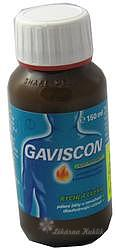 Gaviscon liquid peppermint por.sus. 1x150ml