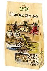 Grešík Hořčice semeno 100 g Dobré koření
