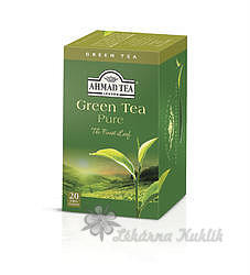 Ahmad Green Tea 20n.s. ALU