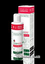 Herbadent bylinná ústní voda 250 ml