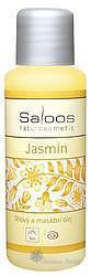 Saloos Tělový a masážní olej Jasmín 50ml 820035
