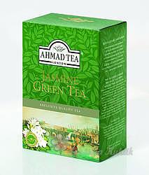 Ahmad Green Tea Jasmine 100g papírová krabička