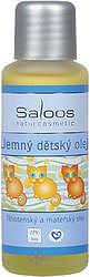 Saloos Jemný dětský olej 50 ml 821025
