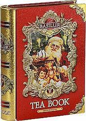 Basilur Book červená plech 100g 7769 - 1