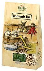 Grešík Koriandr list 20 g Dobré koření