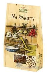 Grešík Na špagety 30 g Dobré koření