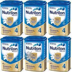 Nutrilon 4 Pronutra 6x800 g