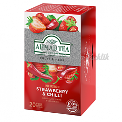 Ahmad Strawberry and Chilli 20 alu sáčků 044 - 1