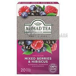 Ahmad Tea Lesní plody 20 x 2 g - 1