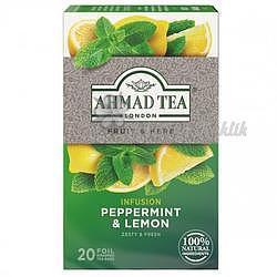 Ahmad Tea Máta s citrónem 20 x 1.5 g - 1
