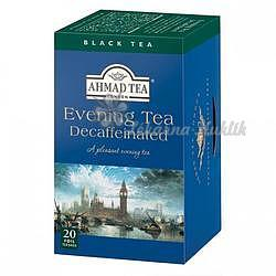 Ahmad Evening Tea (Decaffeinated) 20x2g 430