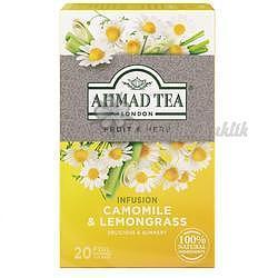 Ahmad Camomile&Lemongrass Tea 20n.s. - 1