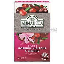 Ahmad Tea Šípek a třešeň 20 x 2.5 g - 1