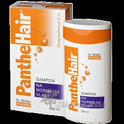 Panthehair šampon na norm.vl.200ml Dr.Müller