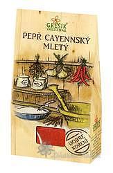 Grešík Pepř cayennský mletý 40 g Dobré koření