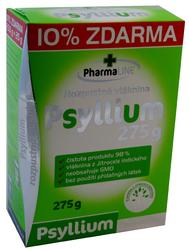 Psyllium - vláknina 250g+10% ZDARMA - krabička