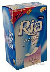 Ria Slip Classic Deo 25ks