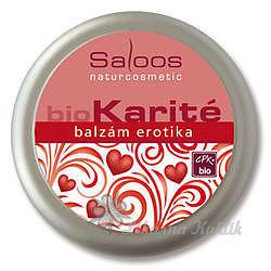 Saloos Bio balzám Erotika 50ml