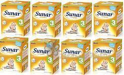 Sunar Complex 3, 8x600g