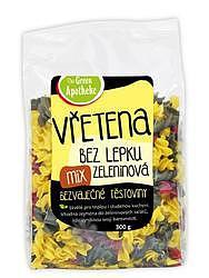 Vřetena BEZLEPKOVÁ zeleninová MIX 300g Apotheke