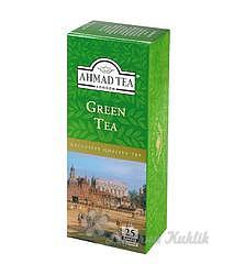 Ahmad Green Tea 25n.s. bez přebalu