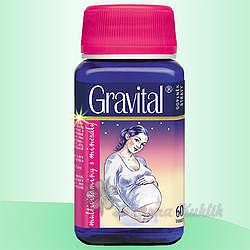 VitaHarmony Gravital tbl.60 pro těhot.a koj.ženy - 2