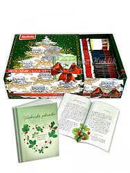 Apotheke kolekce prémiov.čajů vánoční+herbář 90x2g - 2