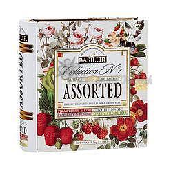 BASILUR Book Assort 32 No.1 plech 32 gastro sáčků 7772 - 2