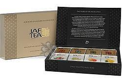 JAFTEA Box Pure Black & Flavoured 8x10x2g/1,5g 2912 - 2