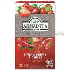 Ahmad Strawberry and Chilli 20 alu sáčků 044 - 2