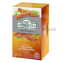 Ahmad Tea Roibos se skořicí 20 x 1.5 g - 2