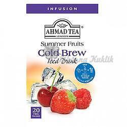 Ahmad Cold Brew Fruit Infusion20x2g sáčků 925 - 2
