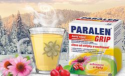 Paralen Grip horký Echin+šípky por.gra.sol.scc.12 - 2