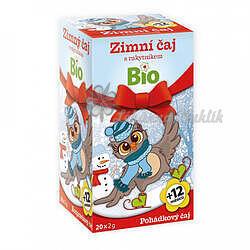 Apotheke Pohádkový čaj dětský BIO Zimní s rakytníkem 20x2g - 2