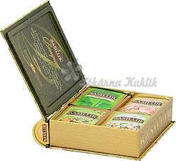 Basilur Book variace Bouquet 32x1,5g 7771 - 3