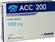 ACC 200 por. cps. dur.20x200mg