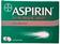 Aspirin 500mg por. tbl. obd.8x500mg